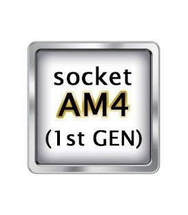 Socket AM4 (1 st GEN)