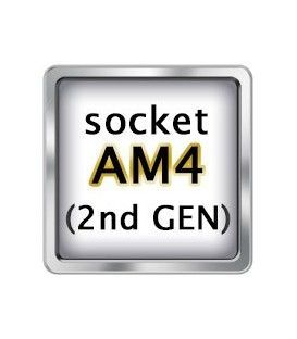 Socket AM4 (2 nd GEN)