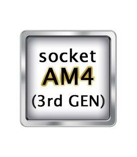 Socket AM4 (3 rd GEN)