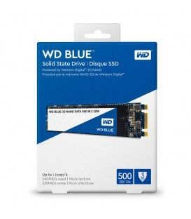 500GB WD BLUE WDS500G2B0B / M.2 2280
