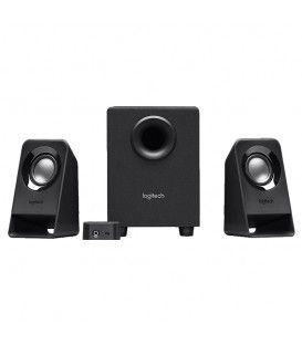 Logitech Z213 (sistema compacto stereo + subwoofer)