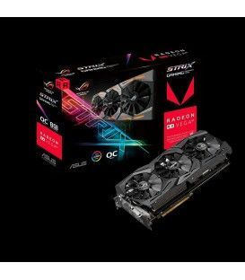 ASUS ROG-STRIX-RXVEGA64-O8G-GAMING - OC Edition (8GB HBM2)