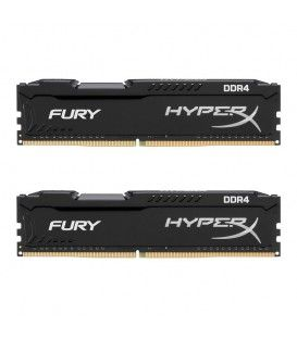 HyperX FURY - 16 GB (2X8GB) - 2133/2400 mhz - CL15