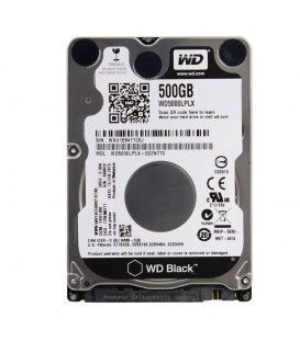 500GB WD Black Performance WD5000LPLX / 7200 rpm