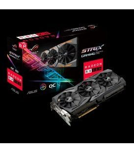 ASUS ROG-STRIX-RX580-O8G-GAMING (8GB GDDR5)