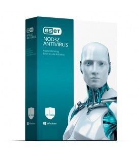 ESET NOD32 Antivirus / Licencia 1 PC