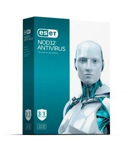 ESET NOD32 Antivirus / Licencia 3 PC