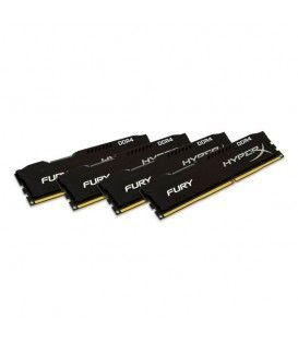HYPERX FURY - 32 GB (4X8GB) - 2133/2400 MHZ - CL15