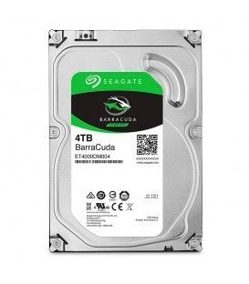 4TB Seagate Barracuda ST4000DM004 / 5400 rpm