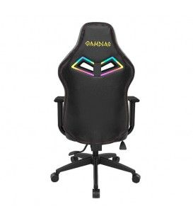 ACHILLES E3-L RGB GAMING CHAIR / RED