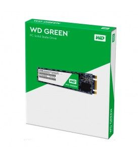120GB WD Green WDS120G2G0B / M.2 2280