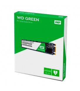480GB WD GREEN WDS480G2G0B / M.2 2280
