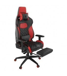 ACHILLES P1-L RGB GAMING CHAIR / RED